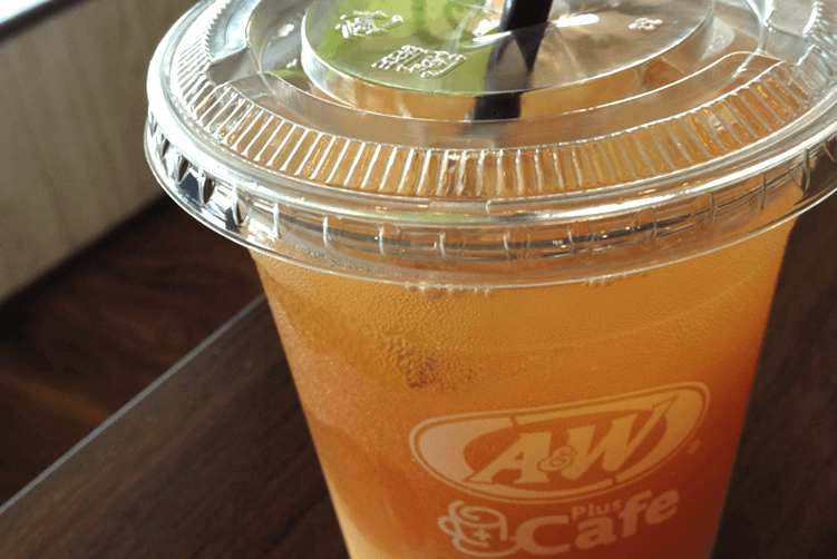 plazahouse A&W Plus Cafe プラザハウス店