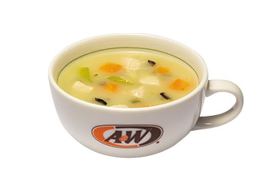 チキンライススープ