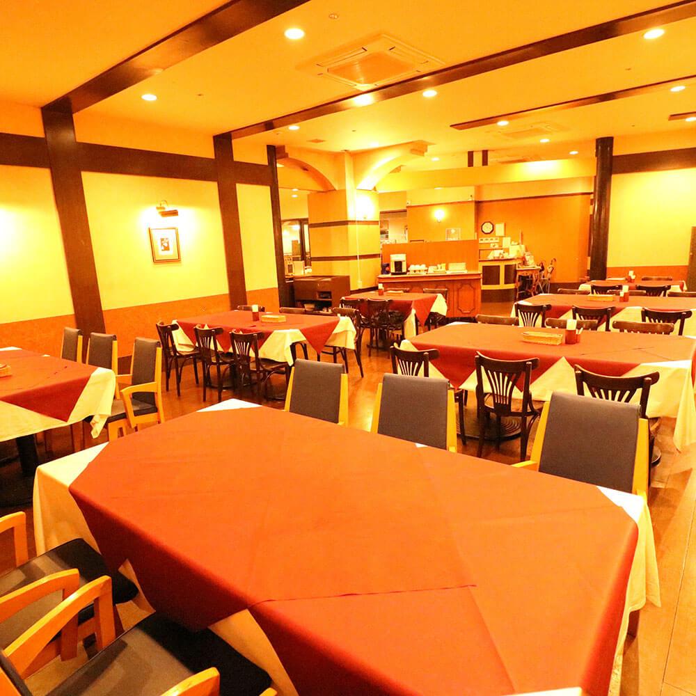 レストラン ケニーズ プラザハウス店