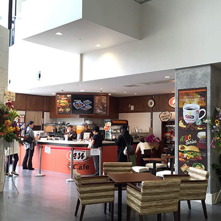 A&W Plus Cafe Chubutokusyukai Hospital 中部徳洲会 病院店