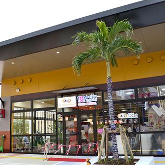 Okinawa Outlet Mall Ashibinaa Restaurant アウトレットモールあしび なー店