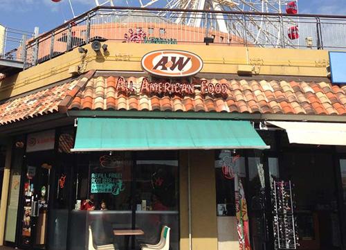 CARNIVALPARK MIHAMA STORE A&W カーニバルパーク美浜店