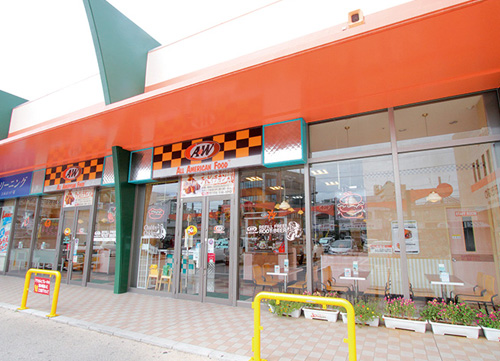 FUTENMA STORE A&W 普天間店