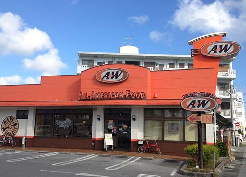 ITOMAN STORE A&W 糸満店