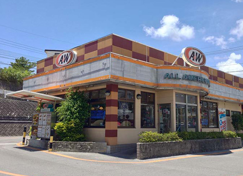 MEIO STORE A&W 名桜店