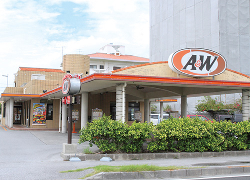 MIHAMA STORE A&W 美浜店