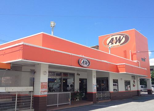 MISATO STORE A&W 美里店