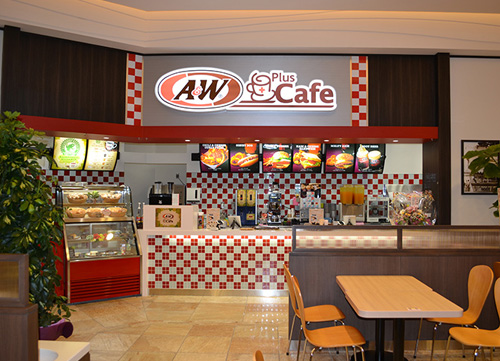 SAN-A GINOWAN CONVENTION CITY STORE A&W サンエー宜野湾コンベンションシティ店