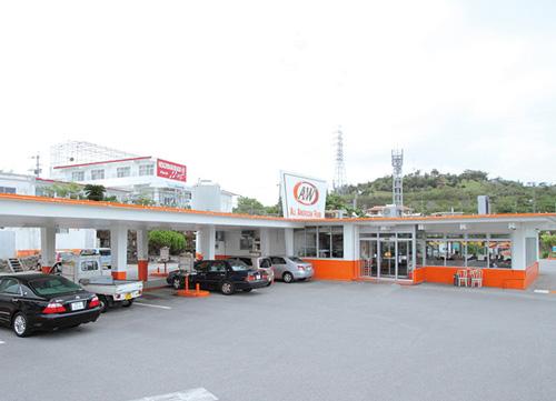 YAGIBARU STORE A&W 屋宜原店