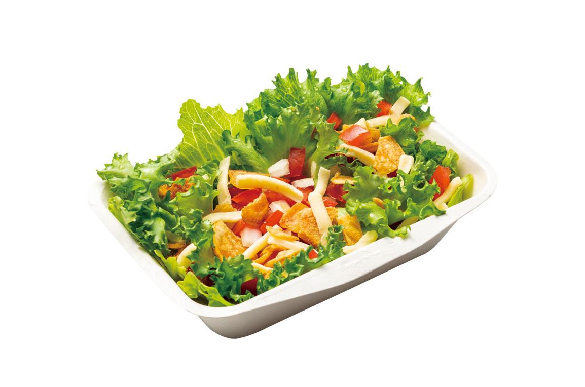 お食事サラダ