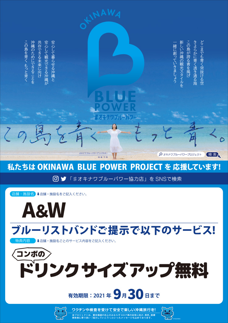 オキナワブルーパワープロジェクト